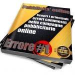 Pubblicità online: errori da non commettere