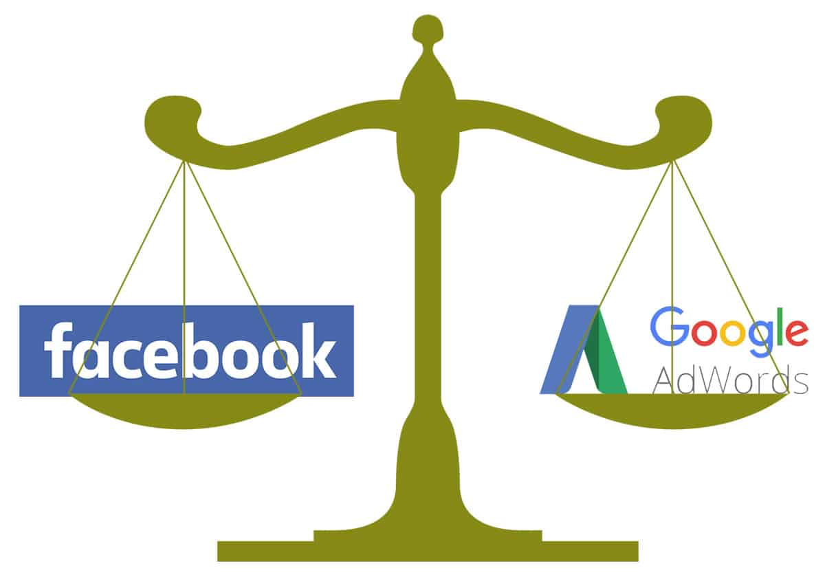 Sfida tra colossi: Facebook vs Google