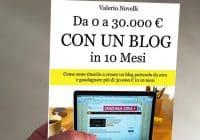 Da 0 a 30.000€ con un blog in 10 mesi